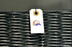Keps förvaring i hallen / cap storage