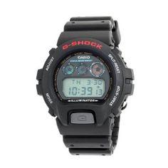Casio Mens DW6900-1V G-Shock Classic Digital Watch