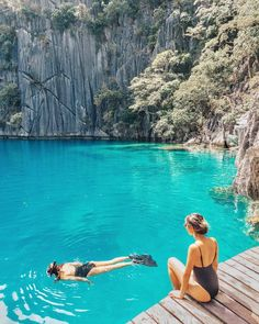 📍 baracuda lake, coron, palawan palawan in 2019 таиланд, путешествия. Philippines Palawan, Philippines Vacation, Coron Palawan, Siargao, Places To Travel, Places To Go, Philippine Holidays, Paradise On Earth, Beaches In The World