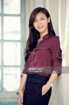 Ha Ji Won Tersenyum