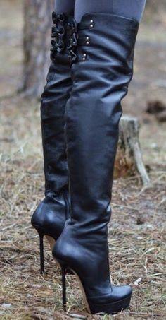 Post op shemales in heels