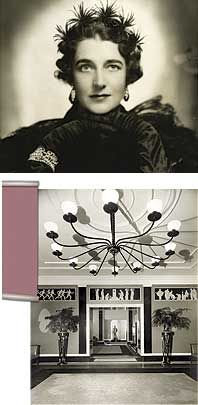 The Draper Effect - The Exuberantly Anti-Minimalist Interior Designer Dorothy Draper Is Front and Center Again -- New York Magazine