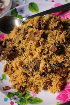Recently i was introduced to seeraga samba rice, from that day onwards i love using that more than basmati rice for my biryani. there i...