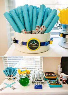 Legos & Lightsabers Star Wars Birthday Party {Part 1}