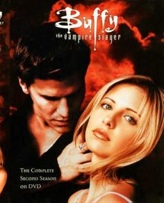 TV Series - Buffy - Box