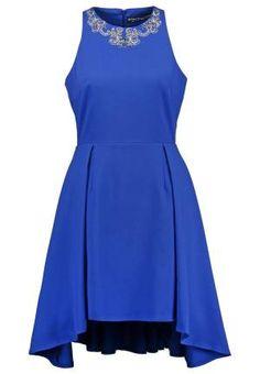 Little Mistress Vestido De Coctel Blue vestidos y faldas Vestido Mistress Little coctel Blue Noe.Moda