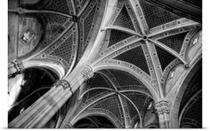 ***Gothic Style Architecture of Church, in Italy