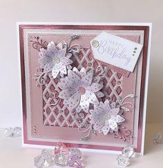 Luxury Birthday Cards, Birthday Cards For Niece, Cool Birthday Cards, Homemade Birthday Cards, Birthday Greeting Cards, Birthday Wishes, Happy Birthday, Hand Made Greeting Cards, Greeting Cards Handmade