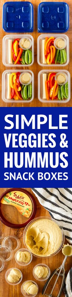 Simple Veggies & Hummus Snack Box -- this easy hummus snack idea is the ideal meal prep snack for on-the-go families. Pair lots of fresh veggies with perfectly portioned mini hummus cups of @sabradips (find them in the deli at @walmart!), and you can grab a budget-friendly healthy snack any time you need it! | hummus snacks | hummus snack ideas | hummus snack healthy | hummus snack what to eat | hummus snack sabra | find the details on unsophisticook.com ad #SummerGrilled