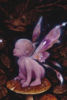 Brian Froud    Looks like my doughter