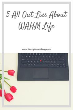 So you're a WAHM (work-at-home mom).  You are so lucky!  You have all this free time, you don't have to answer to anyone, you can do whatever you want, right?  WRONG!    Click through to read the 5 All Out Lies about WAHM Life now >>
