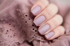 Radiant Orchid makes a gorgeous nail color! #mani #nails #beauty @Lola M McGinnis COLOR