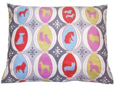 Tyler and Friends Posh Pound Pillow
