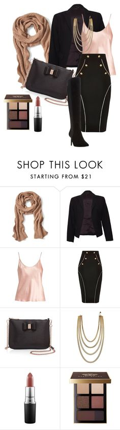 """day outfit two"" by emma-495 on Polyvore featuring Banana Republic, Theory, La Perla, River Island, Ted Baker, MAC Cosmetics, Bobbi Brown Cosmetics and Dune"