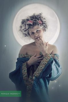Lady of the Moon by Monique Ingenhutt