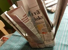 punos-sidos-silmukka: Tätä et voi tehdä verkkolehdellä Coffee Bags, Korn, Magazine Rack, Storage, Home Decor, Coffee Sacks, Purse Storage, Coffee Sachets, Store