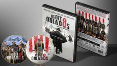 Os Oito Odiados - Capa   VITRINE - Galeria De Capas - Designer Covers Custom   Capas & Labels Customizados