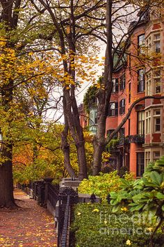 Beacon Hill....Boston, Mass-The most beautiful city I've ever seen. A trip I'll never forget.