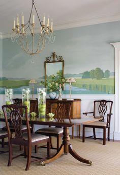 Dining room mural :)