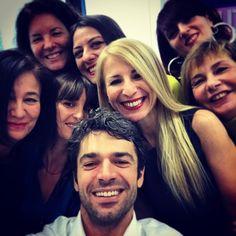 #LucaArgentero Luca Argentero: Coming soon...redattore per un giorno @cosmopolitan_it con la più bella redazione di sempre! In edicola a Febbraio #noielagiulia
