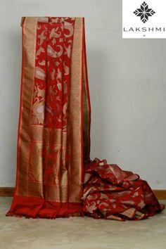 kanjeevaram sarees by vani polavaram Traditional Sarees, Traditional Dresses, Indian Beauty Saree, Indian Sarees, Beautiful Saree, Beautiful Outfits, Banaras Sarees, Bengali Bride, Lehenga Saree