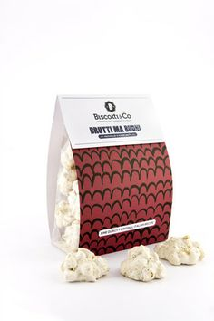 Brutti ma Buoni ('Ugly but Good')- best served with sparkling white wine, like Prosecco or Franciacorta Prosecco, Italian Style, Biscotti, White Wine, Being Ugly, Drinks, Drinking, Beverages, Drink