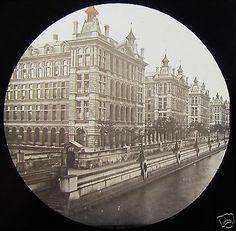 Waterloo Station, Old London, London England, Lanterns, Aquarium, Louvre, Magic, Building, Link