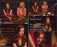 Bechloe, Pitch Perfect 2