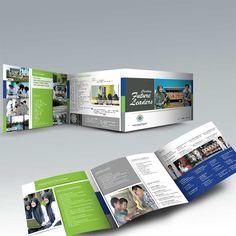 Desain Brosur SMA Insan Cendikia Serpong oleh www.SimpleStudioOnline.com | Order desain brosur profesional >> WA : 0813-8650-8696