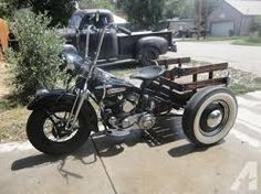Billedresultat for Harley-Davidson Servi Car