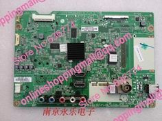50.00$  Buy now - http://alij5y.worldwells.pw/go.php?t=32721365070 - original binding 47LS4100-CE main board EAX64664903 1.0 screen LC470EUE