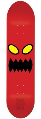 Monster Face skateboard deck by Toy Machine 8.0 Repin & Like Plz. Listen to #NoelitoFlow #Noel http://www.twitter.com/noelitoflow http://www.instagram.com/rockstarking http://www.facebook.com/thisisflow