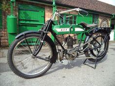 Circa 1912 BSA