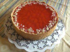 Das perfekte Backen: Mandarinen-Schmand-Kuchen-Rezept mit einfacher Schritt-für-Schritt-Anleitung: Teig : Aus den Zutaten einen Mürbeteig herstellen und…