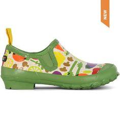 Bogs gardening shoes.