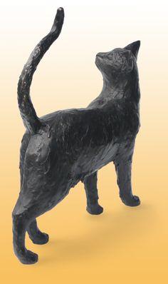 Bronze sculpture by Vicki Banks