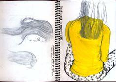 Estudando meninas.CACHECOL DE COBRA