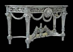 We are providing the Best Silver Furniture. Rameshwaram arts are the Silver furniture Manufacturer and supplier Company. Silver Furniture, Royal Furniture, Italian Furniture, Home Furniture, Furniture Design, Furniture Ideas, Silver Sofa, Silver Coffee Table, Craft Presents