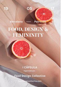 Feminine Poster Design