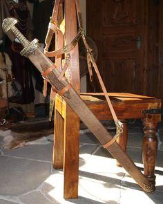 Viking sword scabbard 22 by ~DarkSunTattoo