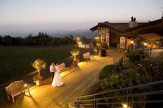 Thomas Fogarty Winery {Woodside, CA}