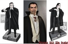Invisible Man, Black Lagoon, Creatures Of The Night, Classic Monsters, Werewolves, Plastic Models, Statues, Horror, Costume