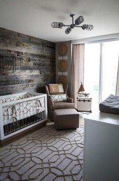 ღ¸.•❤ quarto que eu adoro...talvez optasse por a parede ligeiramente mais clara, mas a conjugação de cores esta perfeita, o tapete é lindo e o baú a servir de apoio dá aquele toque especial