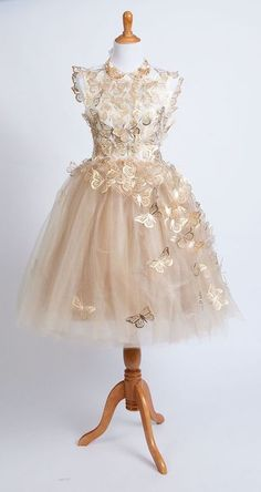 Gold tulle prom dress,elegant prom dress,chic stunning homecoming dress,sleeveless ball gown,YY240