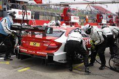DTM 2013: Lausitzring: Previo Mercedes-Benz: Los españoles, noveno y decimoquinto para la salida del domingo