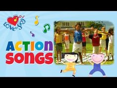 Hearty Fun Kids Action Song | My Mum Loves to Rock & Roll | Children Love to Sing & Dance Kids Songs - YouTube