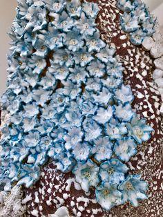 Ana Couper NZ Blueberry, Pottery, Ceramics, Fruit, Board, Crafts, Ceramica, Ceramica, Berry