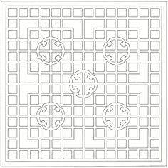 Chinese Lattice Designs | Design Manifest