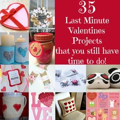 35 Last Minute Valentines Projects - Craft Dictator
