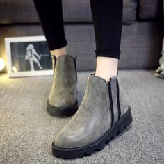 "Cheap Women's Boots on Sale at Bargain Price, Buy Quality boot shoe laces, boot shoe service, boot accessories from China boot shoe laces Suppliers at Aliexpress.com:1,Lining Material:Plush 2,Boot Height:Ankle 3,Gender:Women 4,Heel Height:Flat (0 to 1/2"") 5,is_handmade:No"